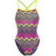 Funkita Strapped In One Piece Swimsuit Women Knitty Gritty